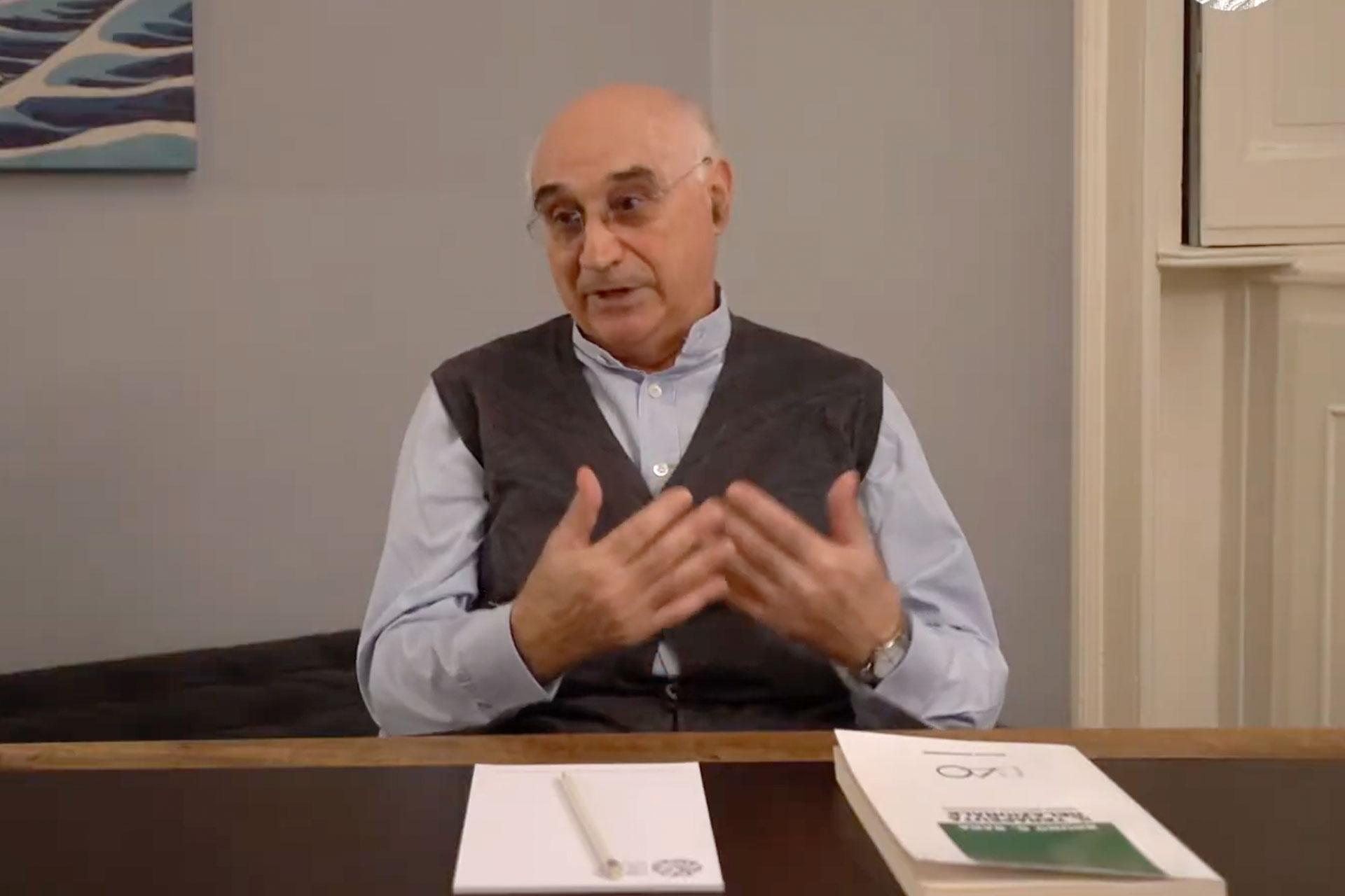 Intervista a Bruno G. Bara<br>con partecipazione gratuita