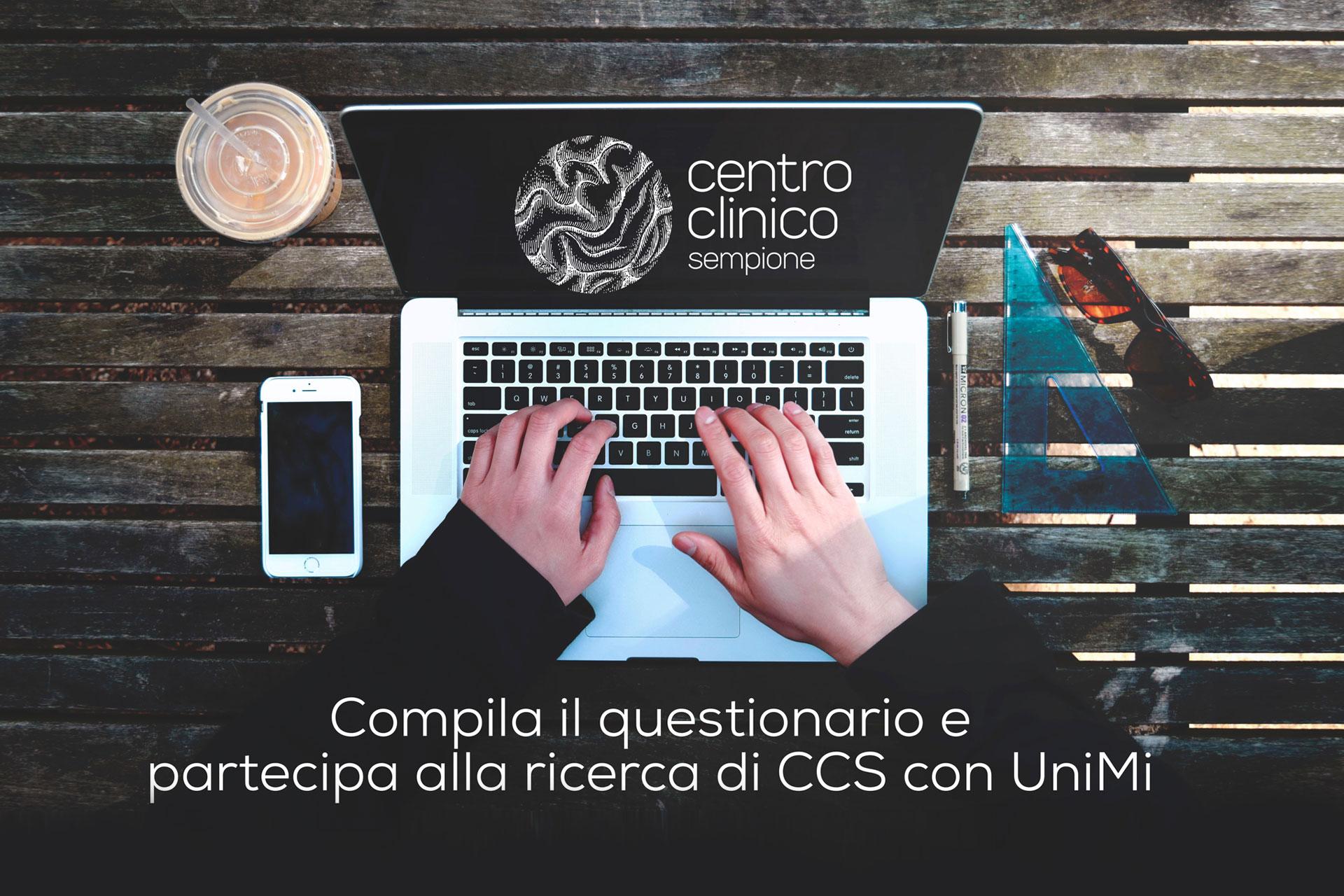 Ricerca di Centro Clinico Sempione APS e UniMi